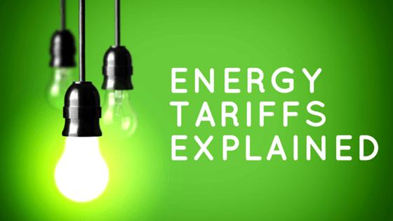 ENERGY TARIFFSEXPLAINED (1)